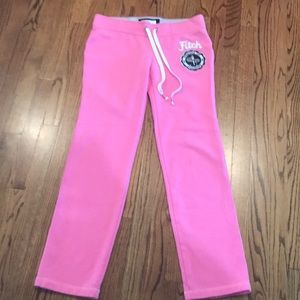 ABERCROMBIE & FITCH PERFECT STRETCH SWEATPANTS